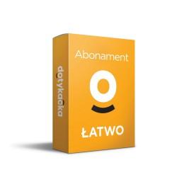 Dotykačka pakiet ŁATWO