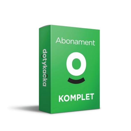Dotykačka pakiet KOMPLET