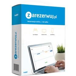 System rezerwacji Zarezerwuj.pl