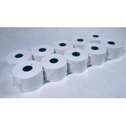 Papier do kas fiskalnych rolka 28mm x 25m 10szt.