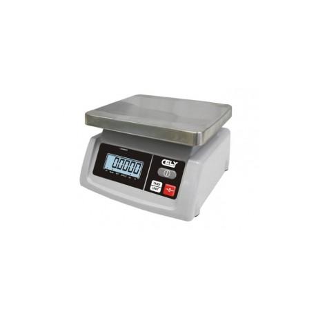 Przód - Waga elektroniczna niekalkulacyjna DIBAL PS-50