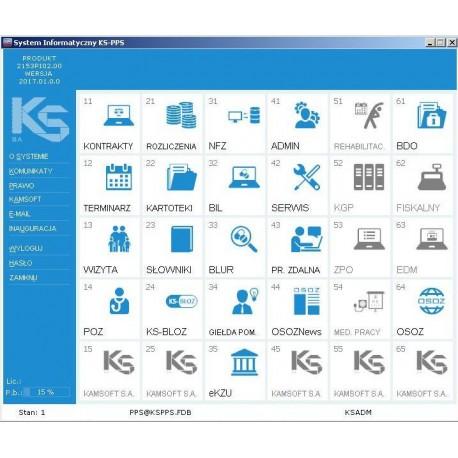 KS-PPS (Kamsfot) -GABINET LEKARSKI-
