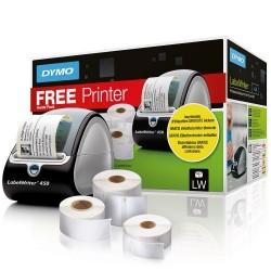 Drukarka etykiet Dymo LabelWriter 450 + 3 etykiety LW gratis