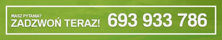 Zadzwoń teraz - 693 933 786